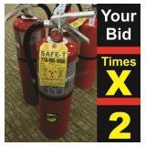 ABC Fire Extinguisher