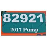 2017 Godwin Pump -- miles/hours  1426