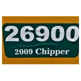 2009 Carlton Chipper -- miles/hours  1009