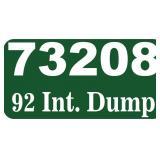 1992 International Dump -- miles/hours  19267