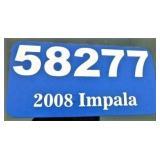 (58227) 2008 Chevy Impala -- miles 97561