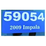 (59054) 2009 Chevy Impala, 120400 miles