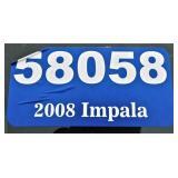 (58058) 2008 Chevy Impala -- miles  97586