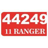 (44249) 2011 Ford Ranger, 40491 miles