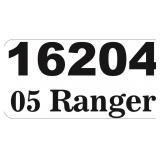 (16204) 2005 Ford Ranger -- miles 80751