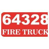 1997 E-One Fire Pumper Truck, 159211 miles