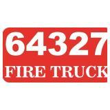1997 E-One Fire Pumper Truck, 145730 miles