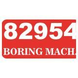 (82954) 2007 McLaughlin Boring Machine, 173 hrs