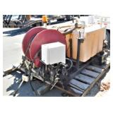 (82950) (US Jetting) Jetter on skid, 3172 hrs