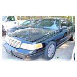 (50688) 2010 Ford Crown Vic, 107855 miles