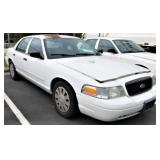 (58365) 2008 Ford Crown Vic, 88387 miles