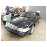 (58000) 2008 Ford Crown Vic, 100563 miles