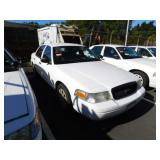 (58971) 2008 Ford Crown Vic -- miles  97624