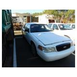 (58978) 2008 Ford Crown Vic -- miles 80756