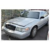 (57594) 2007 Ford Crown Vic -- miles 124202
