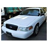 (57598) 2007 Ford Crown Vic -- miles 91031