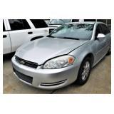 (59147) 2009 Chevy Impala, 101395 miles