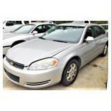 (58121) 2008 Chevy Impala -- miles 101969