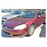 (57225) 2007 Chevy Impala -- miles 101232