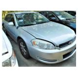 (57285) 2007 Chevy Impala -- miles 78934