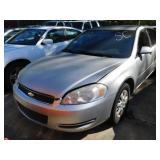 (57610) 2007 Chevy Impala -- miles 101402