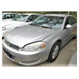 (57905) 2007 Chevy Impala -- miles 97397
