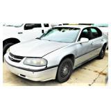 (52745) 2002 Chevy Impala -- miles 92689