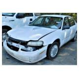 (72000) 2001 Chevy Malibu -- miles 53151