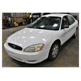 (24102) 2004 Ford Taurus -- miles 35338