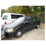 (17100) 1998 Chevy Venture -- miles 60590