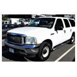 (41209) 2004 Ford Excursion  -- miles 106253