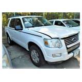 (50077) 2010 Ford Explorer -- miles 112822