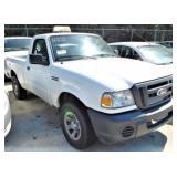 (24223) 2008 Ford Ranger -- miles 15086