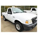(82108) 2007 Ford Ranger -- miles 61914