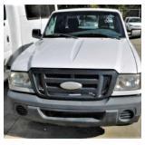 (82138) 2010 Ford Ranger, 50263 miles
