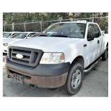 (82239) 2007 Ford F150 -- miles 140623