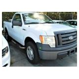 (42309) 2009 Ford F150 -- miles 83893
