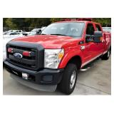 (64215) 2011 Ford F250 -- miles 96748