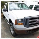 (80114) 2005 Ford F250 -- miles 80504
