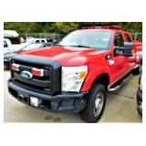 (64214) 2011 Ford F250 -- miles 114910