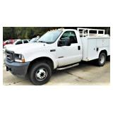 (14217) 2004 Ford F350 -- miles 54240