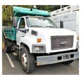 (82259) 2004 Chevy Dump -- miles 70303