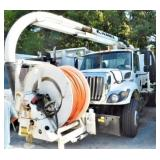 (82312) 2009 Int. Sewer Truck - miles 51077