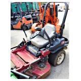 (24914) 2011 Toro 74922 mower -- hours  1692