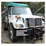 (42280) 2007 Int. Dump Truck -- miles 37340