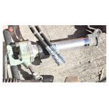 pneumatic jack hammer - green