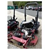 (24918) 2011 Toro 74922 mower -- hours  1245