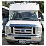 (F-53) 2010 Ford E450 Van, 181,089 miles