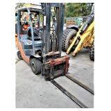 (36923) 2007 TOYOTA FORKLIFT, 3965 hours