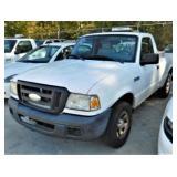(11236) 2007 Ford Ranger, 101438 miles